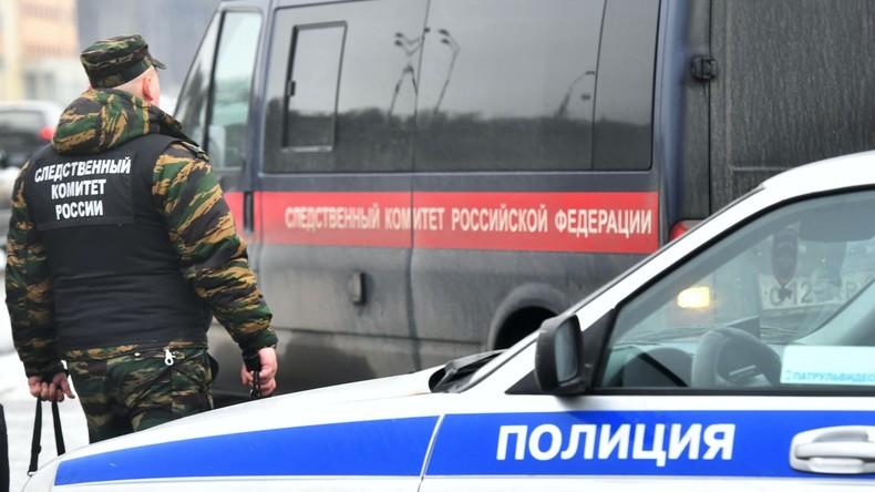 Tankstelle bei Moskau beschossen
