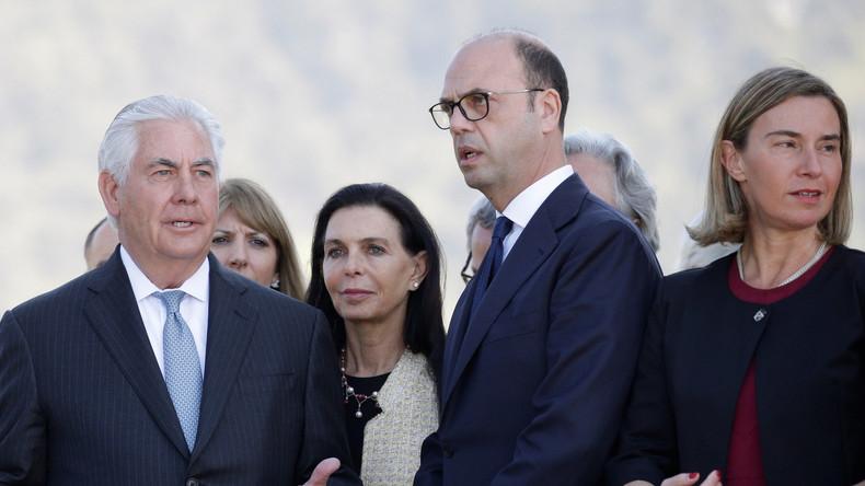 Stürzen oder nicht stürzen? Die US-Außenpolitik zum Umgang mit Assad