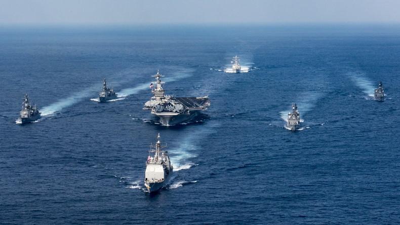 Nordkorea bereit, auf alle Provokationen der USA zu reagieren