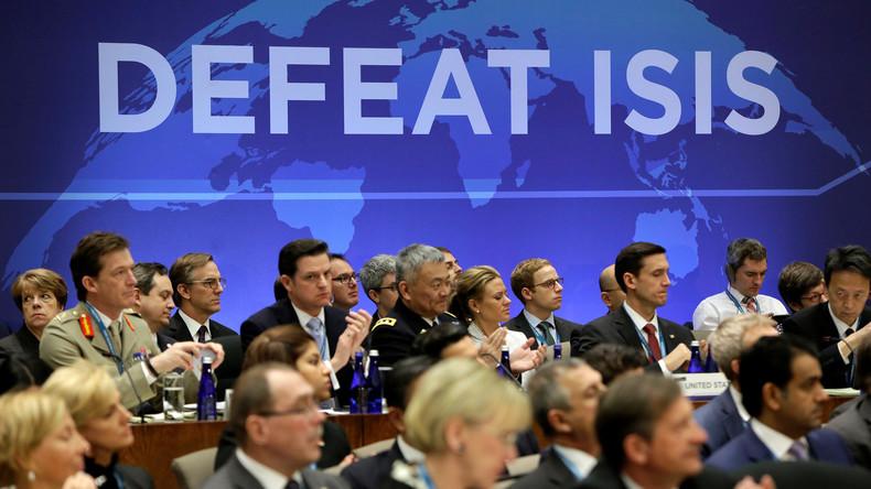 Vizeverteidigungsminister: Fast alle Terrorgruppen sind das Ergebnis ausländischer Anstrengung