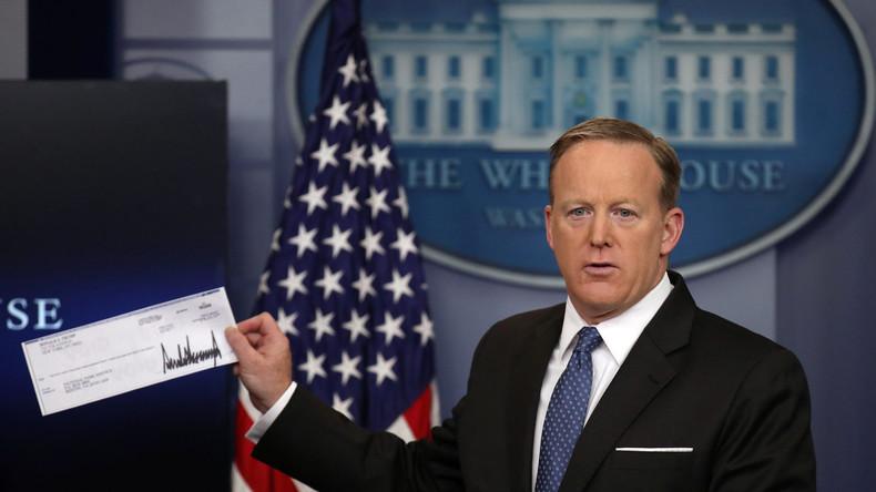 Weißes Haus: Weitere Angriffe auf Syrien möglich