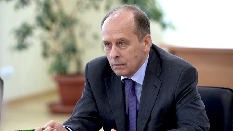 FSB-Chef: IS-Anführer planen Terrorangriffe in Russland