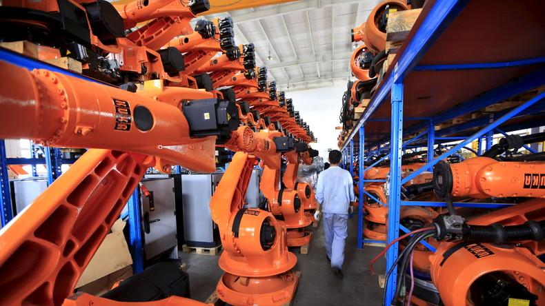 China macht es vor: Roboter sind effizienter und genauer als der Mensch