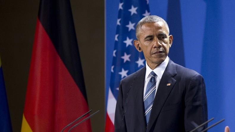 Obama besucht Deutschland zum Evangelischen Kirchentag