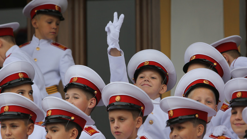 Russland: Ansehen von Militärdienst steigt in letzten fünf Jahren