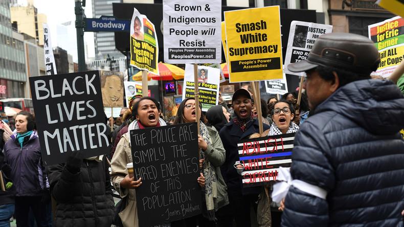 Weiße unerwünscht? Rassismus-Vorwürfe gegen Black Lives Matter