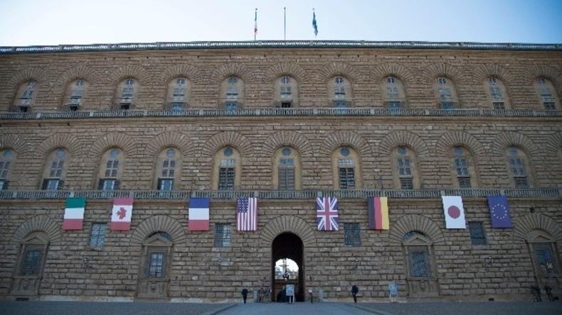 LIVE: Pressekonferenz zum Abschluss des G7-Treffens in Lucca
