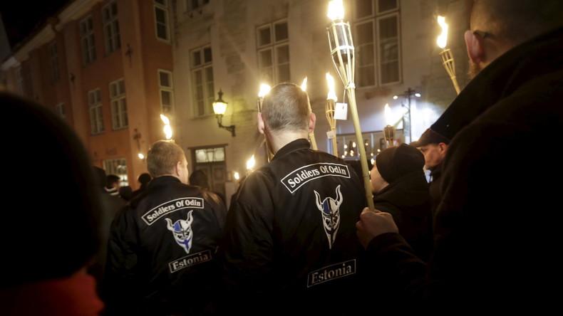 """Selbsternannte nationalistische Bürgerwehr """"Soldiers of Odin"""" breitet sich in Schweden aus"""