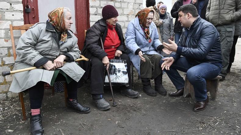 Umfrage: Ukraine unter den drei unglücklichsten Ländern der Welt