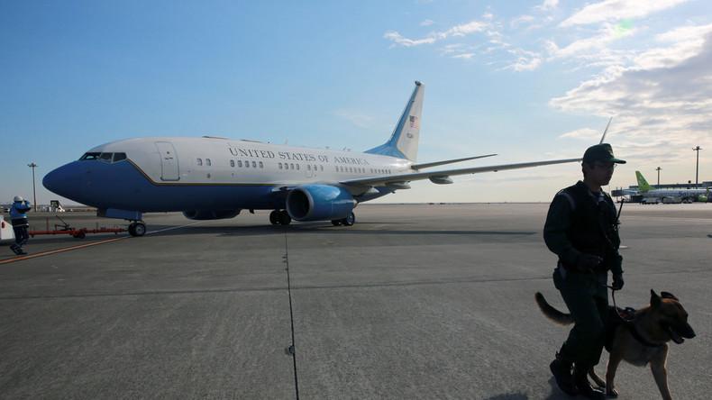 Live: US-Außenminister Tillerson landet in Moskau