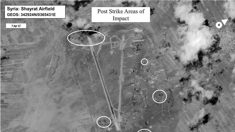 112 Millionen Dollar: USA verschießen in 5 Sekunden 4-faches Jahresbudget von RT America auf Syrien