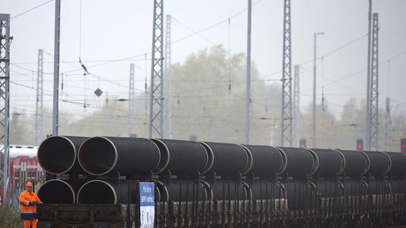 Nord Stream 2-Pipeline: Konsortium stellt sich neu auf