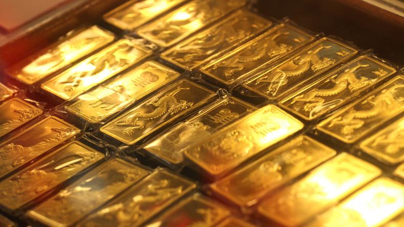 Goldpreis auf höchstem Stand seit fünf Monaten
