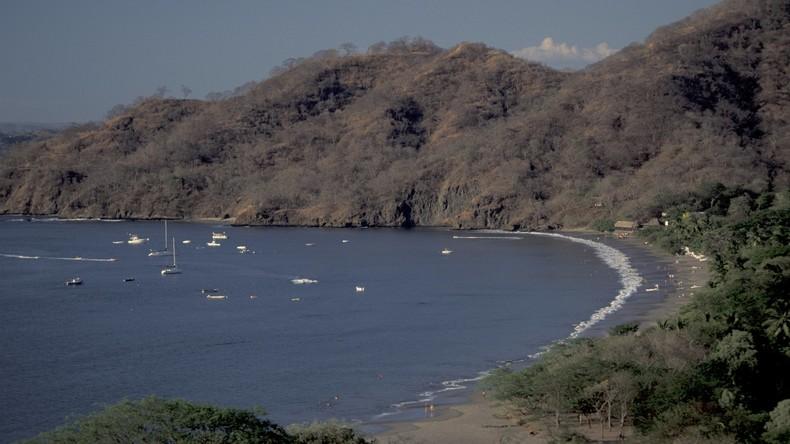 Mehr als eine Tonne Kokain vor Costa Ricas Küste sichergestellt