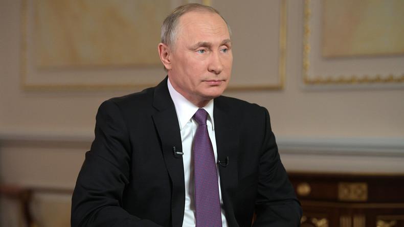 Putin nennt zwei Versionen des Giftgasvorfalls in Syrien