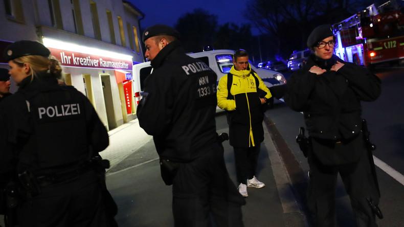 Anschlag auf BVB-Bus: Bundesanwaltschaft hat zwei Verdächtige im Fokus