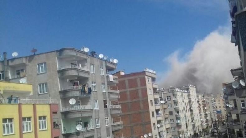 PKK übernimmt Verantwortung für Anschlag in Diyarbakır