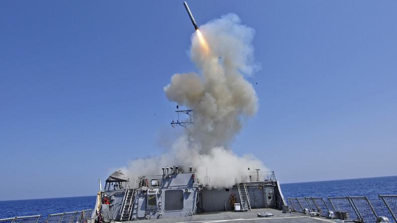 Exklusiv: Militärexperten hinterfragen, ob USA wirklich 59 Marschflugkörper auf Syrien abfeuerten