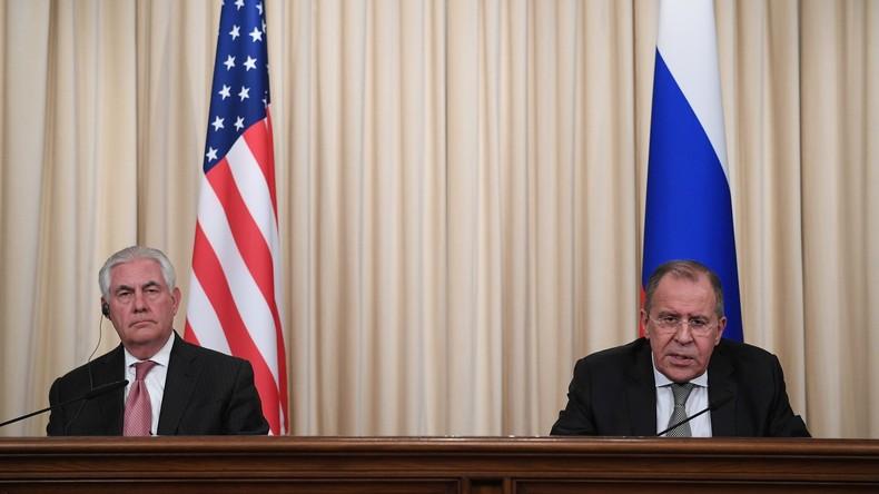 Lawrow: Moskau bereit, Memorandum über Flugsicherheit in Syrien wieder in Kraft zu setzen