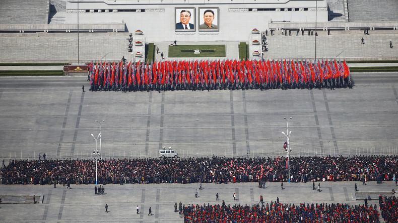 """Kim Jong-un droht: """"Heute wird es ein großes und wichtiges Ereignis geben."""""""