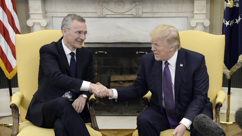 Donald Trump: NATO ist nicht mehr obsolet