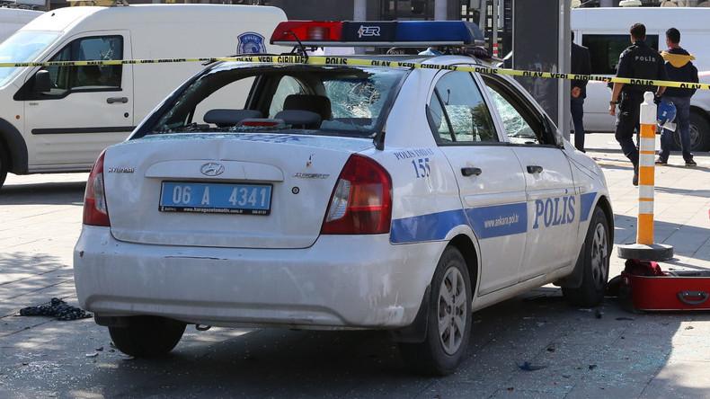 Über 400 mutmaßliche PKK-Mitglieder in Türkei festgenommen