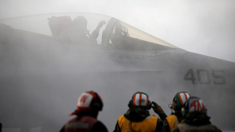 US-Militär weist syrischen Giftgas-Vorwurf zurück