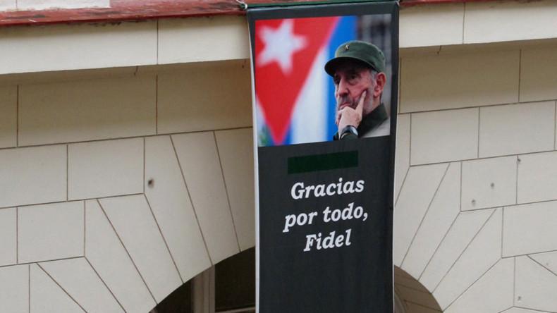 Universität Havanna richtet Lehrstuhl für Forschung über Fidel Castro ein