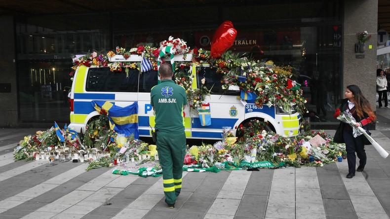 Usbekistans Außenministerium bestätigt IS-Verbindung des Festgenommenen nach Anschlag in Stockholm