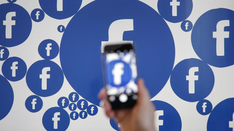Facebook blockiert 30.000 Profile im Vorfeld der französischen Präsidentschaftswahlen