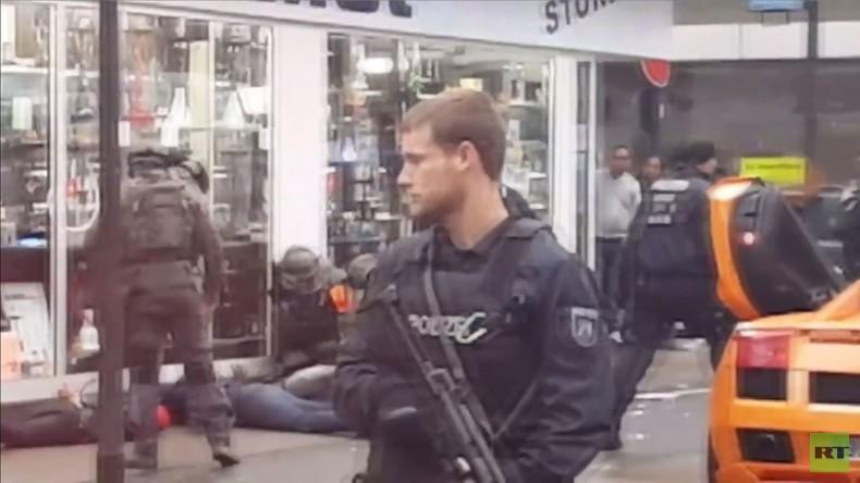 Dortmund: Spielzeugpistole bei Rap-Videodreh löst Polizeigroßeinsatz aus