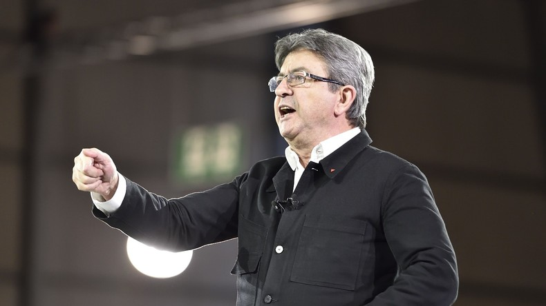 Wahlkampf in Frankreich: Linker Melenchon holt auf