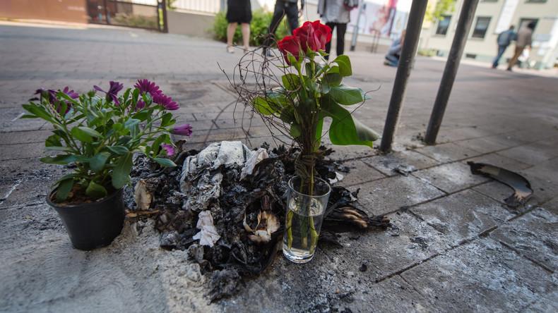 Er stand wie eine Fackel in Flammen: Obdachloser in Hessen lebendig verbrannt