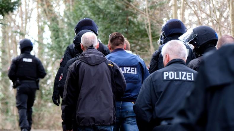 Drei Terrorverdächtige in Niedersachsen festgenommen