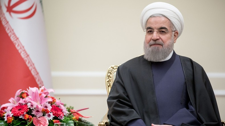Irans Präsident Ruhani kandidiert für zweite Amtszeit