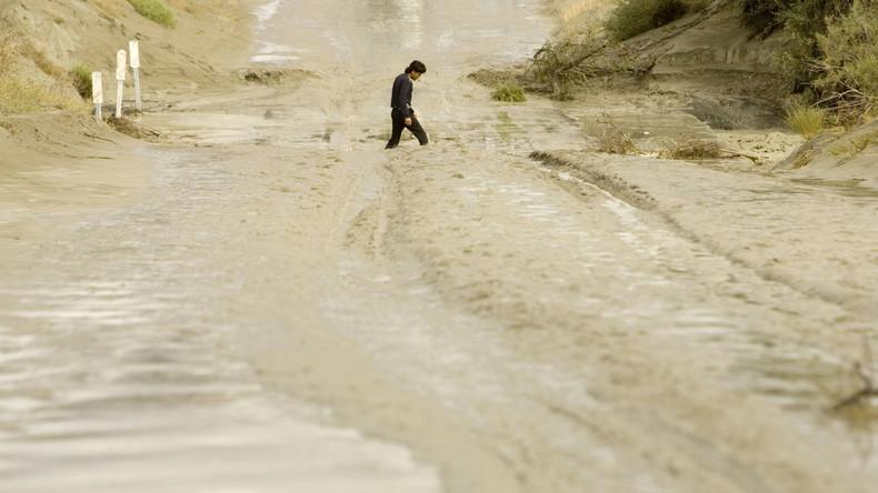 Heftige Regenfälle in Iran fordern mindestens 25 Todesopfer