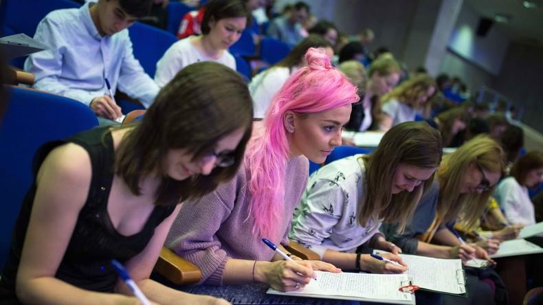 Einmal in Russland: Die führenden Universitäten in Moskau