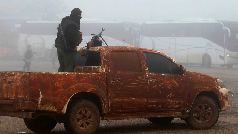 Gabriel: Syrien-Krieg ist Stellvertreterkonflikt, Giftgas-Untersuchung weiter offen