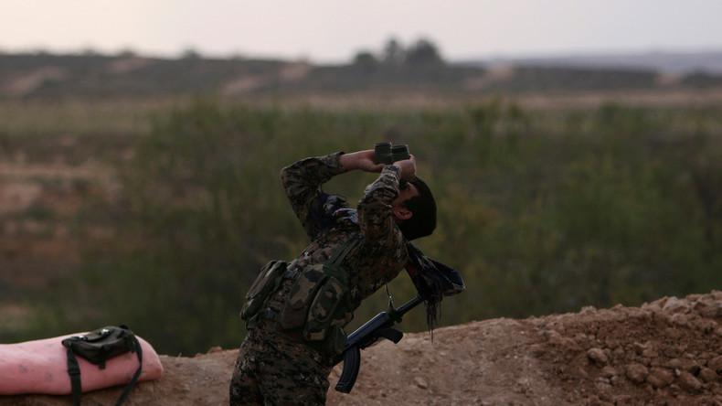 Kurden-Bündnis drängt IS in Nord-Syrien weiter zurück