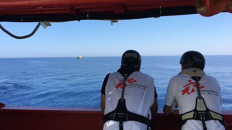 Tausende Menschen aus Seenot gerettet