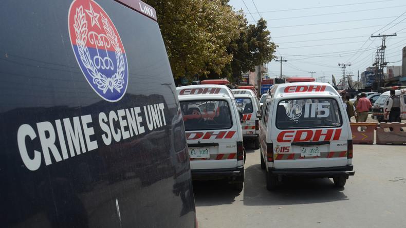 Pakistanische Sicherheitskräfte vereiteln für Ostern geplanten Terroranschlag