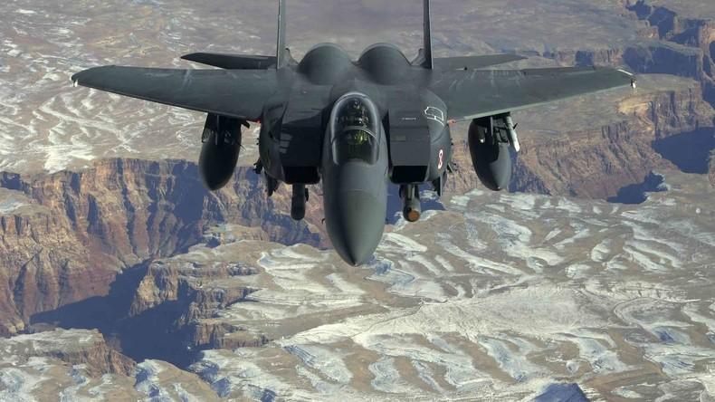 Neue Machtdemonstration: US-Armee testet neue Atombombe