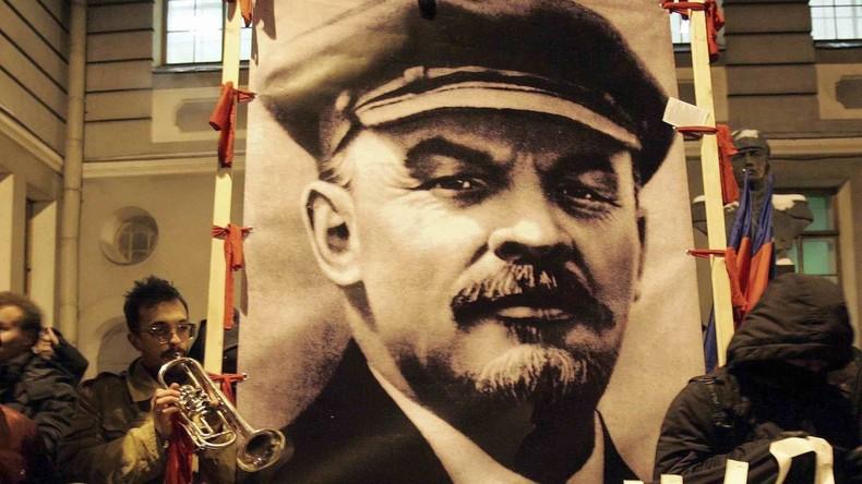 100 Jahre Revolution: Lenins Ankunft in St. Petersburg