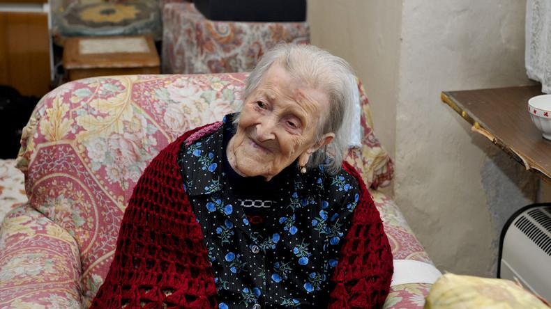 Weltweit älteste Frau ist tot