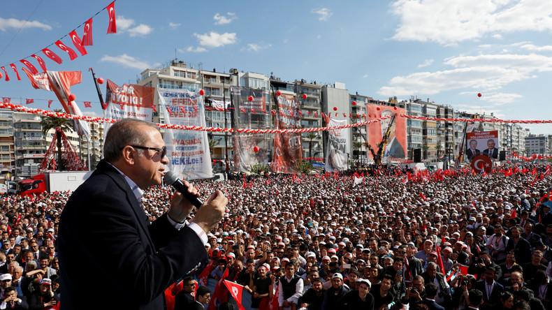 """Live-Updates zum Türkei-Referendum - Experte: """"Trotz Niederlage in Metropolen Sieg von Ja-Lager"""""""