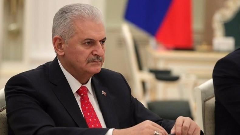 LIVE Ansprache von Premier Binali Yıldırım: Verkündung der Ergebnisse des Referendums in der Türkei
