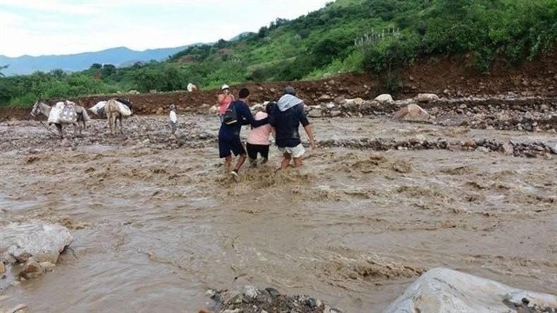 Mindestens 107 Menschen sterben bei heftigen Überschwemmungen in Peru