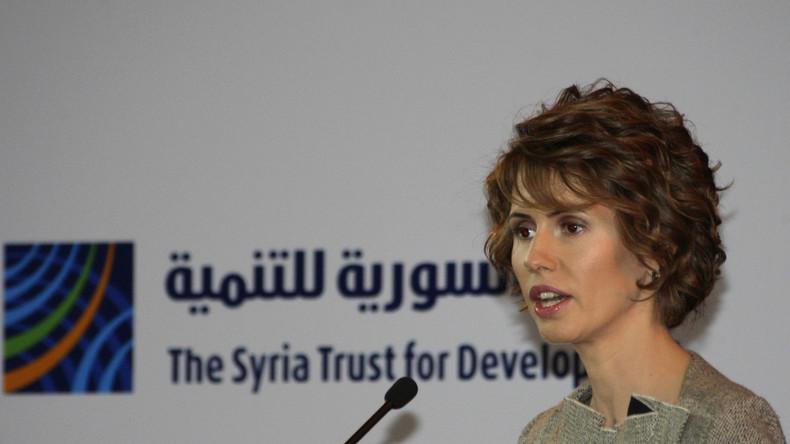 Wird Assads Frau britische Staatsbürgerschaft entzogen?