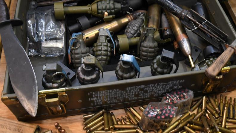 Russischer Geheimdienst verhindert illegale Waffenlieferungen aus der EU und der Ukraine
