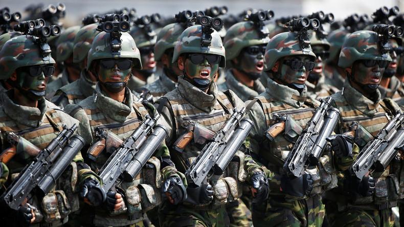 Pjöngjang gründet spezielle taktische Einheiten